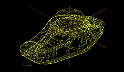 CAD forging image