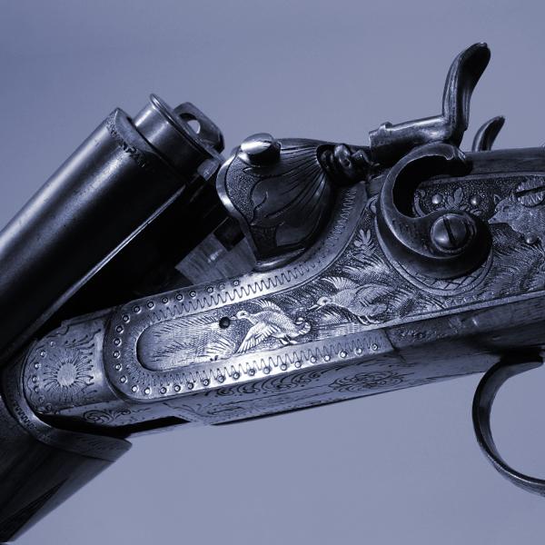 gun forging